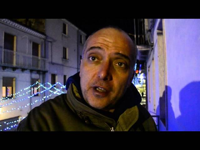 Gambatesa 31-12-2015: intervista a Giovanni Carozza