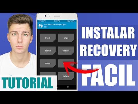 El android recovery para mejor es cual