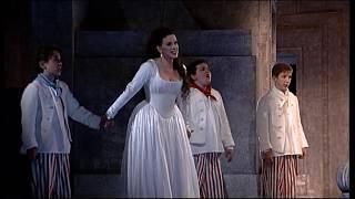Mozart Zauberflöte 3. Auftritt Drei Knaben Opernhaus Zürich 2000 Bald prangt den Morgen zu verkünden