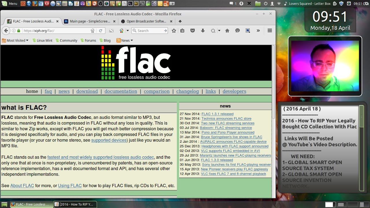 2016  How To Rip Your Legally Bought Cd Collection To Flac  April 18