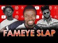 Fameye Slaps Manager Ogidi Brown (The Actual TRUTH of what Happened)