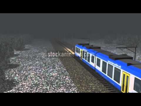 GERMAN TRAINS CRASH STOP SIGNALS