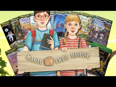 Magic Tree House Series Getting Live-Action Movie Treatment