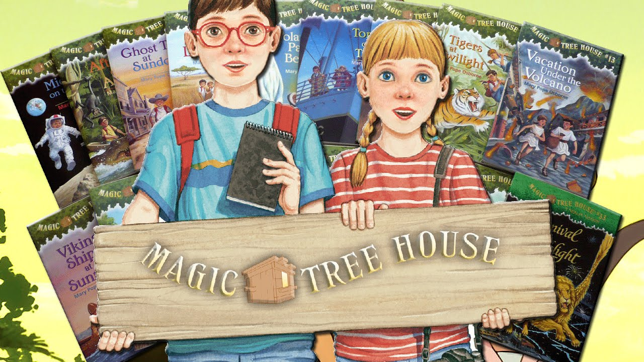 Magic Tree House Series Getting Live Action Movie Treatment