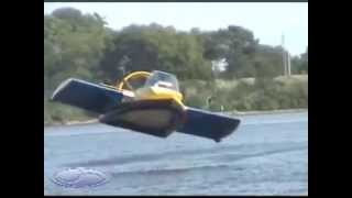 Universal Hovercraft - UH-18SPW Hoverwing™ Flying Ground Effect Hovercraft thumbnail