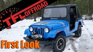 Don't Call It a Jeep! Mahindra Roxor: Here's What's Cool And What's Not!