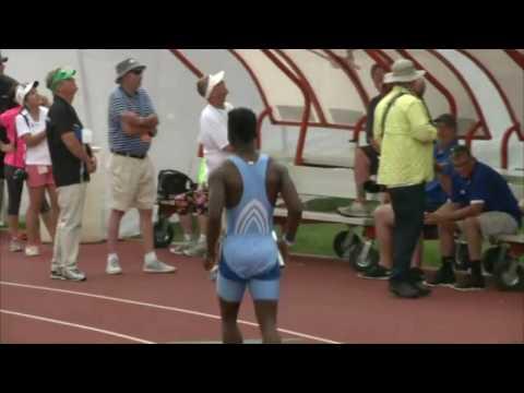 2016 4X100 Meter Relay Champions