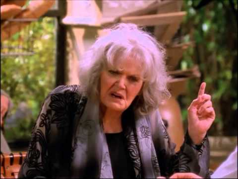 Will and Grace  Eileen Brennan  Beg like a gypsy in an airport