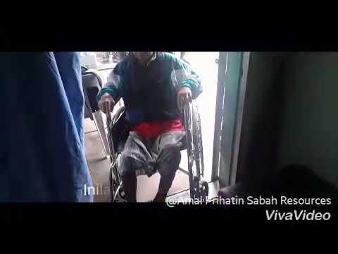 Rayuan bantuan kepada Pakcik Sin - Pertubuhan Amal Prihatin Sabah