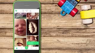 Lifecake - альбом для фотографий и видео. Подготовка к рождению ребенка.
