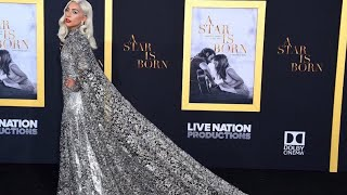 A Star Is Born Movie Premiere Lady Gaga, Bradley Cooper, RuPaul and more.