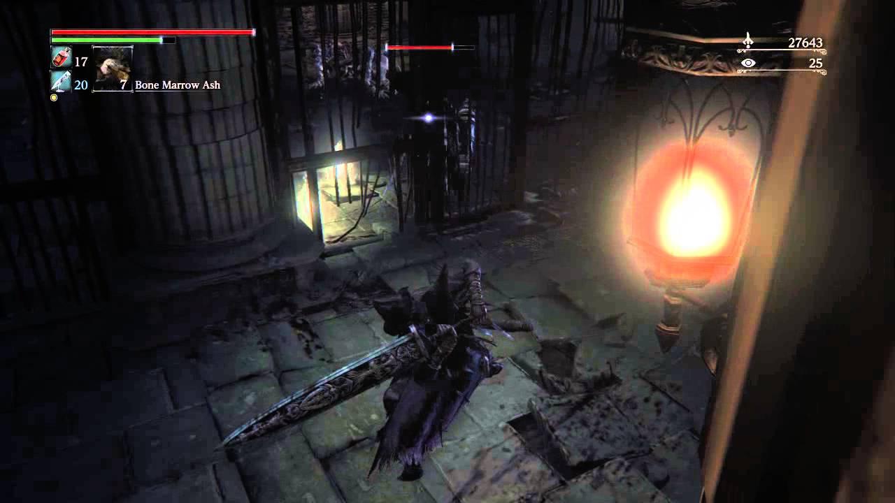 Hypogean Gaol | Bloodborne Wiki | FANDOM powered by Wikia
