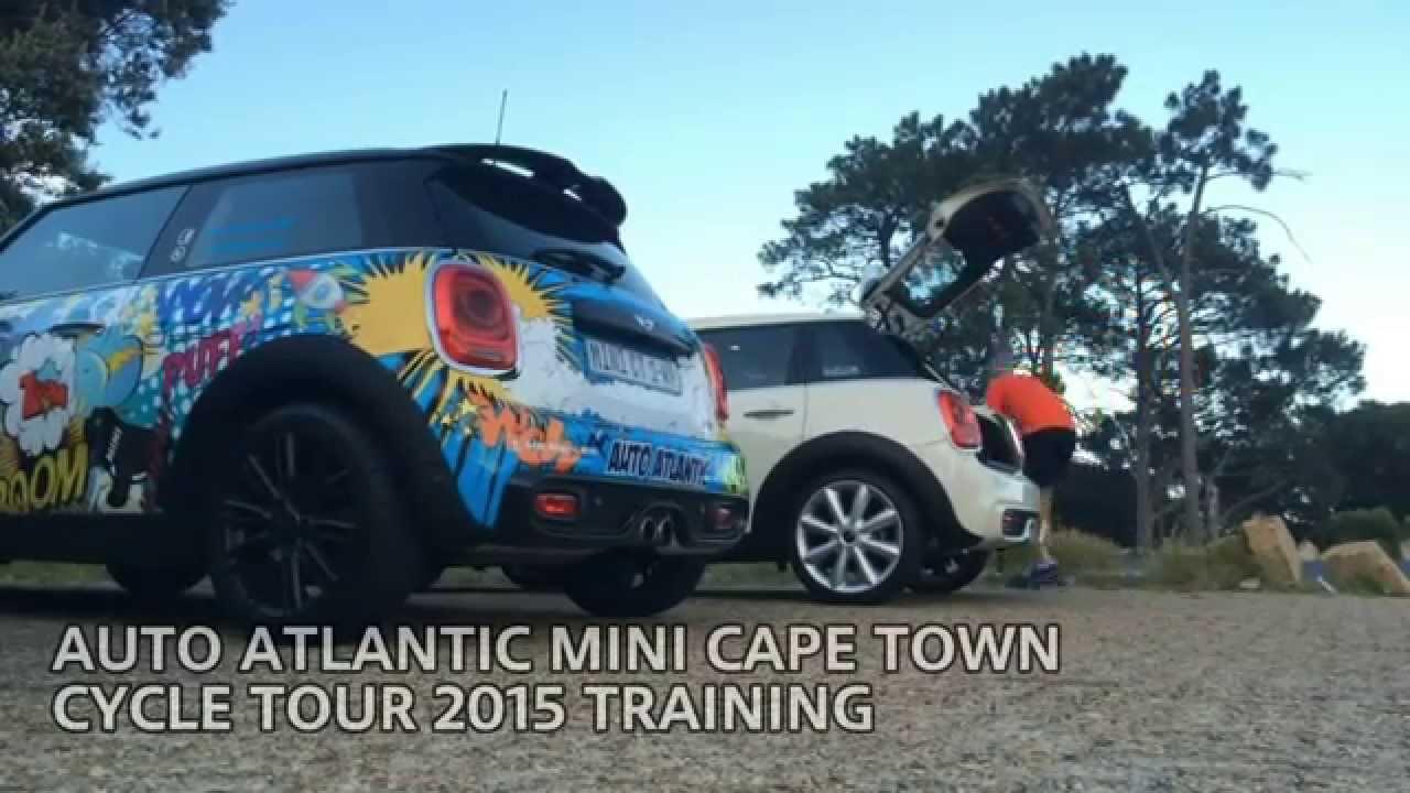 Auto Atlantic Cape Town Cycle Tour Training Youtube