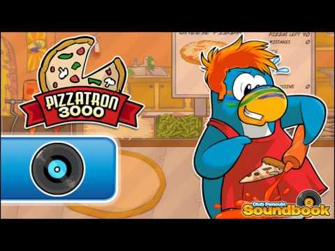 Club Penguin OST: Pizzatron 3000