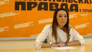 Галя Полудневич, победительница проекта