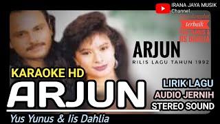 Karaoke ARJUN YUS YUNUS DAN IIS DAHLIA, KARAOKE LIRIK HD, LAGU DANGDUT TANPA VOCAL, IRANA JAYA MUSIK