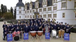 Kaiser Franz Josef I. Rettungs-Jubel-Marsch/Musikzug Schloß Neuhaus der Freiw. Feuerwehr Paderborn