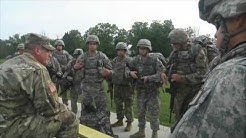 SMA on Army Safety: A life is serious and permanent