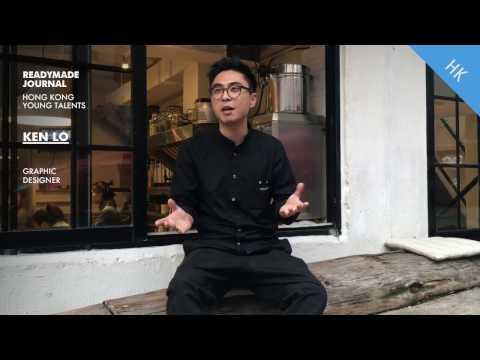Hong Kong Young Talents / Ken Lo / Graphic Designer