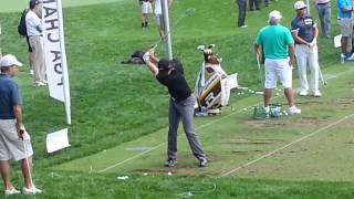 Rory McIlroy 2013 PGA Championship Face on Swingvision Slow Motion Range