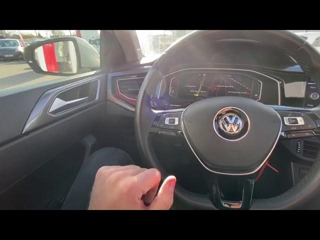 🏎Présentations Volkswagen Polo 1L TSi 95 Ch R-Line