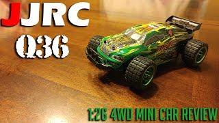 JJRC Q36 Mini 4WD R/C Car Review & Test Drive