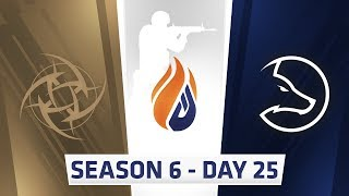 ECS Season 6 Day 25 NIP VS LDLC - Mirage