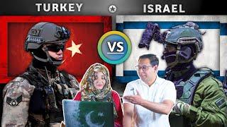 Turkey vs Israel Military Power Comparison 2020 Pakistani Reaction