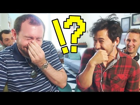 Thumbnail: The Whisper Challenge #2 with Matthias, Markiplier, Wade, and Jesse