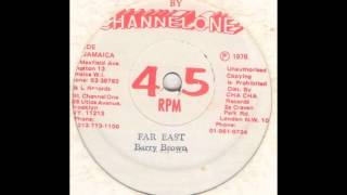 BARRY BROWN - Far East [1978]