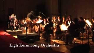 Singgih Sanjaya Clarinet Concerto 2nd LKO 2008