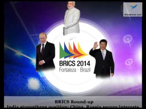 BRICS establish $100bn bank and currency reserves to cut out Western dominance