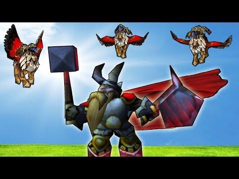 Warcraft 3 - Captain Teamwork