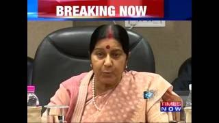 Congolese Students Death Not a Racial Attack Says Sushma Swaraj