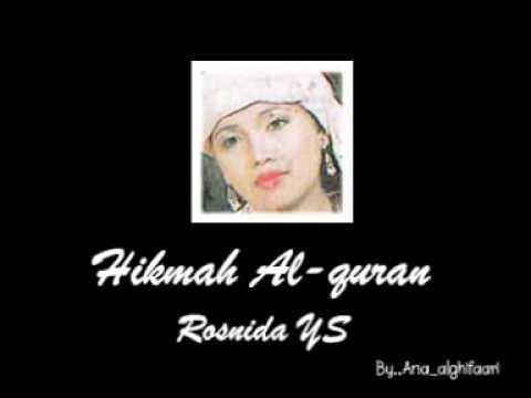 Rosnida YS   Hikmah Al Quran