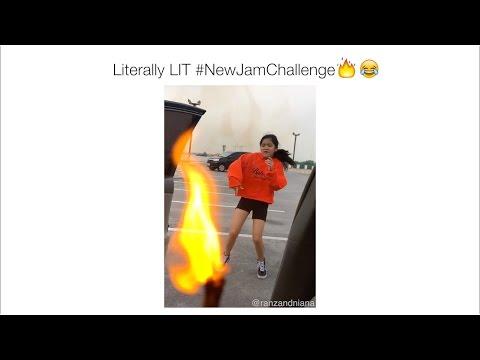 Dance Literally LIT | Niana Guerrero #NewJamChallenge