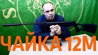 ЧАЙКА 12М -  ОБЗОР УКРАИНСКОЙ ПНЕВМАТИЧЕСКОЙ ВИНТОВКИ