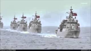 Hücum Marşı Eşliğinde TÜRK Ordusu