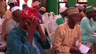 Majlis-e-Shura Nigeria 2018