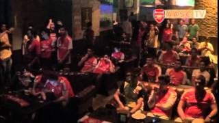 Arsenal 4-0 Aston Villa FA Cup Final 2015. AASC - Arsenal Azerbaijan Supporting Club