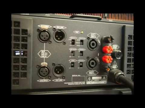 แนะนำPOWER TADA I TECH 2x12000 By Tada Pro
