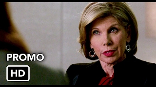 "The Good Fight 1x02 Promo ""First Week"" (HD) This Season Promo"