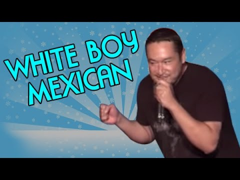 White Boy Mexican (Stand Up Comedy) Funny Video - YouTube