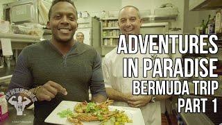 Vlog: Adventures in Bermuda Part 1 / Parte 1 de Mis Aventuras en Bermuda