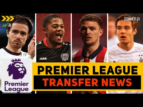TRANSFER NEWS: PREMIER LEAGUE TRANSFER NEWS AND RUMOURS UPDATES (31_JUL)