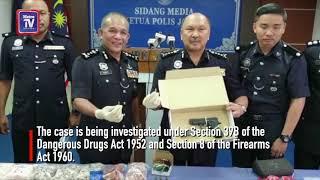 Drug syndicate busted, seven arrested