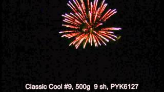 Classic Cool #9   Pyro King 2013