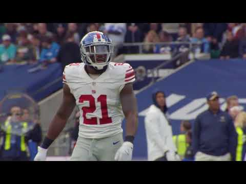 Giants react to their Madden NFL 18 ratings