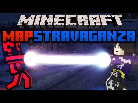 Minecraft Mapstravaganza! Sorting Hat, Best Worst Challenge and Rage Hollow Evanz Fluke FFA!