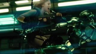 Sucker Punch - Train Scene- Full HD
